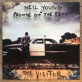 Neil Young + Promise Of the Real The Visitor 2LP
