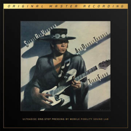 Stevie Ray Vaughan Texas Flood UltraDisc One Step UD1S - 45rpm 180g 2LP Box Set
