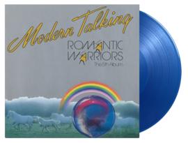 Modern Talking Romantic Warriors LP - Blue Vinyl-