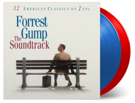 Forrest Gump 2LP - Coloured Vinyl-