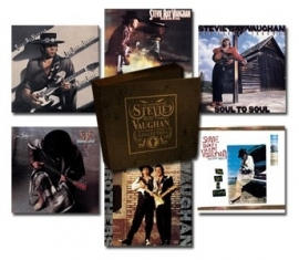 Stevie Ray Vaughan - Box Set HQ 45rpm 12 LP Box -Ltd-