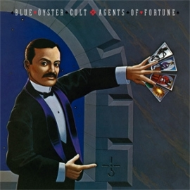 Blue Oyster Cult Agents of Fortune 180g LP (Translucent Blue Vinyl)