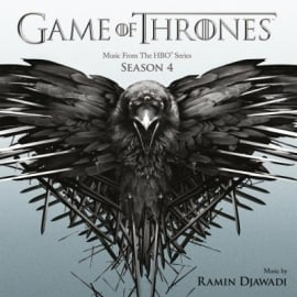 ORIGINAL SOUNDTRACK GAME OF THRONES 4 (RAMIN DJAWADI) 2LP