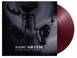 Sivert Hoyem Long Slow Distance 2LP - Red Vinyl-