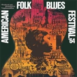 The American Folk Blues Festival 1964 HQ LP