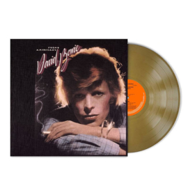 David Bowie Young Americans LP - Gold Vinyl-