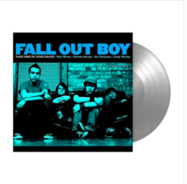Fall Out Boy Take This To Your Grave LP -Silver Vinyl-