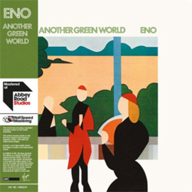 Brian Eno Another Green World Half-Speed Mastered 180g 45rpm 2LP