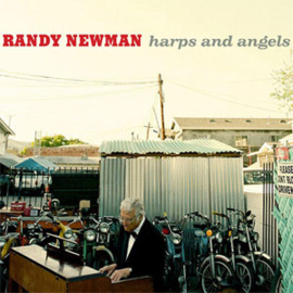 Randy Newman Harps and Angels LP