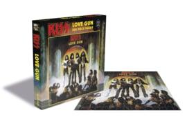Kiss Love Gun Puzzel