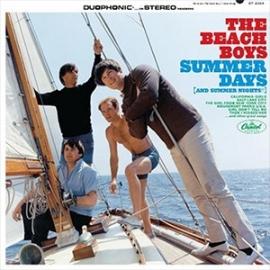 The Beach Boys Summer Days (And Summer Nights!!) 200g LP (Mono)