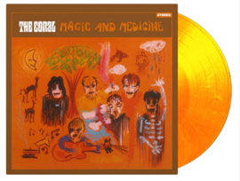 The Coral Magic And Medicine LP - Coloured Vinyl