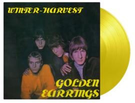 Golden Earring Winter Harvest LP - Yellow Vinyl