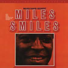 The Miles Davis Quintet Miles Smiles LP