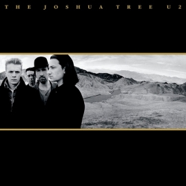 U2 Joshua Tree HQ 2LP