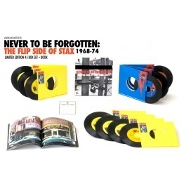Never To Be Forgotten Flip Side Of Stax 10x 7 inch