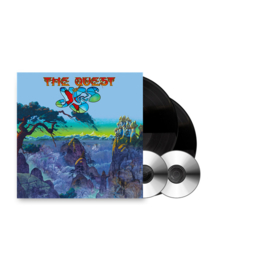 Yes The Quest 2LP + 2CD
