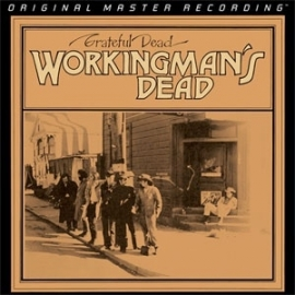Grateful Dead - Workingman's Dead HQ 45rpm 2LP.