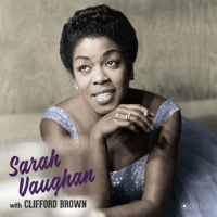 Sarah Vaughan With Clifford Brown LP