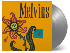 Melvins Stag LP - Silver Vinyl-