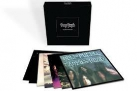 Deep Purple The Vinyl Collection 7LP