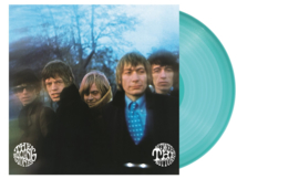 The Rolling Stones Between The Buttons LP - Blue Vinyl-