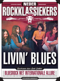 Livin' Blues bluesrock met internationale allure Boek