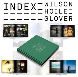 Index  The Art Of Steven Wilson's Music By Lasse Hoile & Carl Glove - Book-
