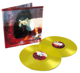 Mogwai As The Love Continues LP  -Yellow Vinyl-