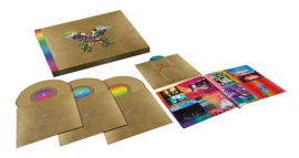 Coldplay Live In Buenos Aires 180g 3LP & 2DVD Set -Gold Vinyl-