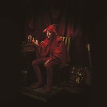 Yorick Van Norden Jester LP - Gold/Red Vinyl