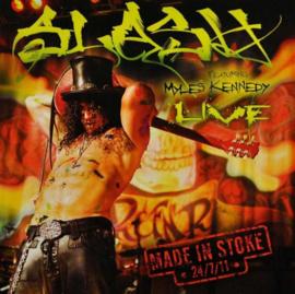 Slash Made In Stoke 3LP