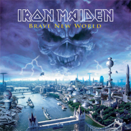 Iron Maiden Brave New World 180g 2LP