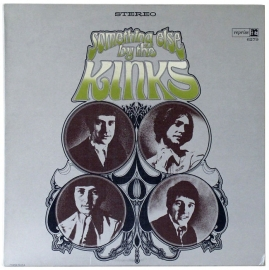The Kinks Something Else By The Kinks HQ LP