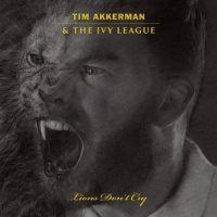Tim Akkerman Lions Don't Cry LP - Green Transparant-