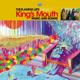 The Flaming Lips King's Mouth LP - Coloured Vinyl
