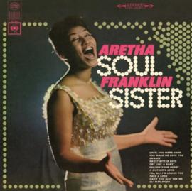 Aretha Franklin Soul Sister LP