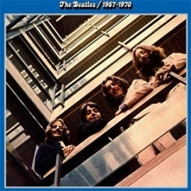 The Beatles - 1967 -1970 Blue Album HQ 2LP