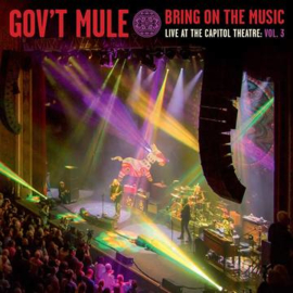 GOV'T MULE Bring On The Music - Live at The Capitol Theatre: Vol 3 LP