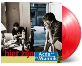 Acda & De Munnik Hier Zijn LP -Rood Vinyl-