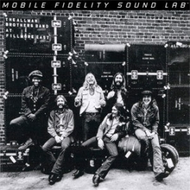 The Allman Brothers Band At Fillmore East Numbered Limited Edition Hybrid Stereo SACD