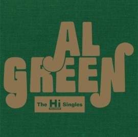 """Al Green The Hi Records Singles 26 Disc 45rpm 7"""" Vinyl Box Se"""