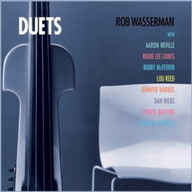 Rob Wasserman Duets 200g 45rpm 2LP