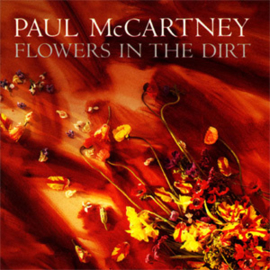 Paul McCartney Flowers In the Dirt 2LP