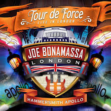 Joe Bonamassa Tour de Force Live in London The Hammersmith Apollo 3LP