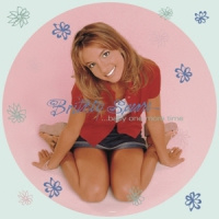 Britney Spears Baby One More Time LP  - Picture Disc-