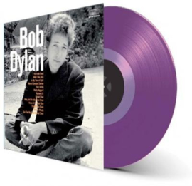 Bob Dylan Debut Album LP - Purple Vinyl-