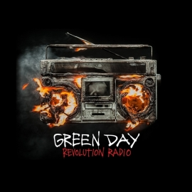 Green Day Revolution Radio LP