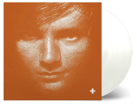 Ed Sheeran Plus LP - White Vinyl-