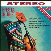 Howard Hanson - Fiesta In Hifi LP